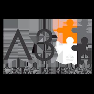 Logotipo A3 Gestão de Pessoas