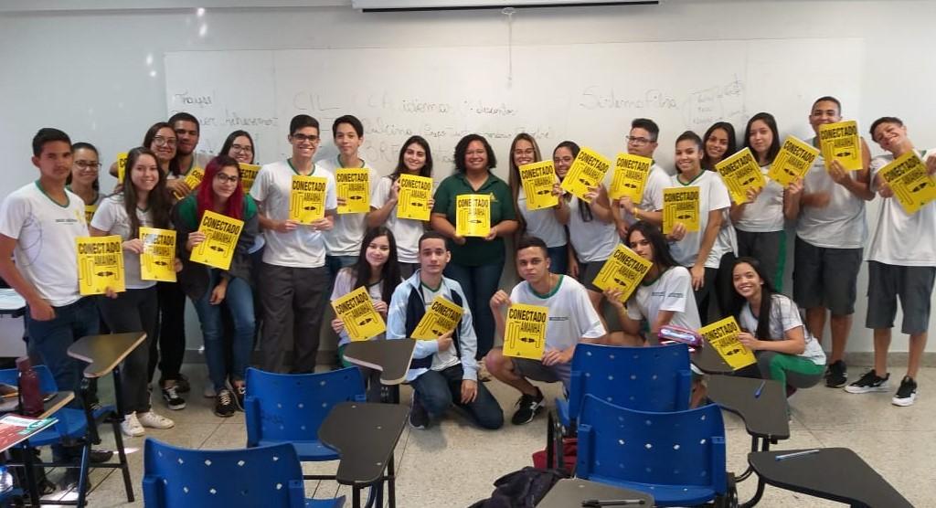Parceria SESI-DF e JADF impactam jovens em 2019
