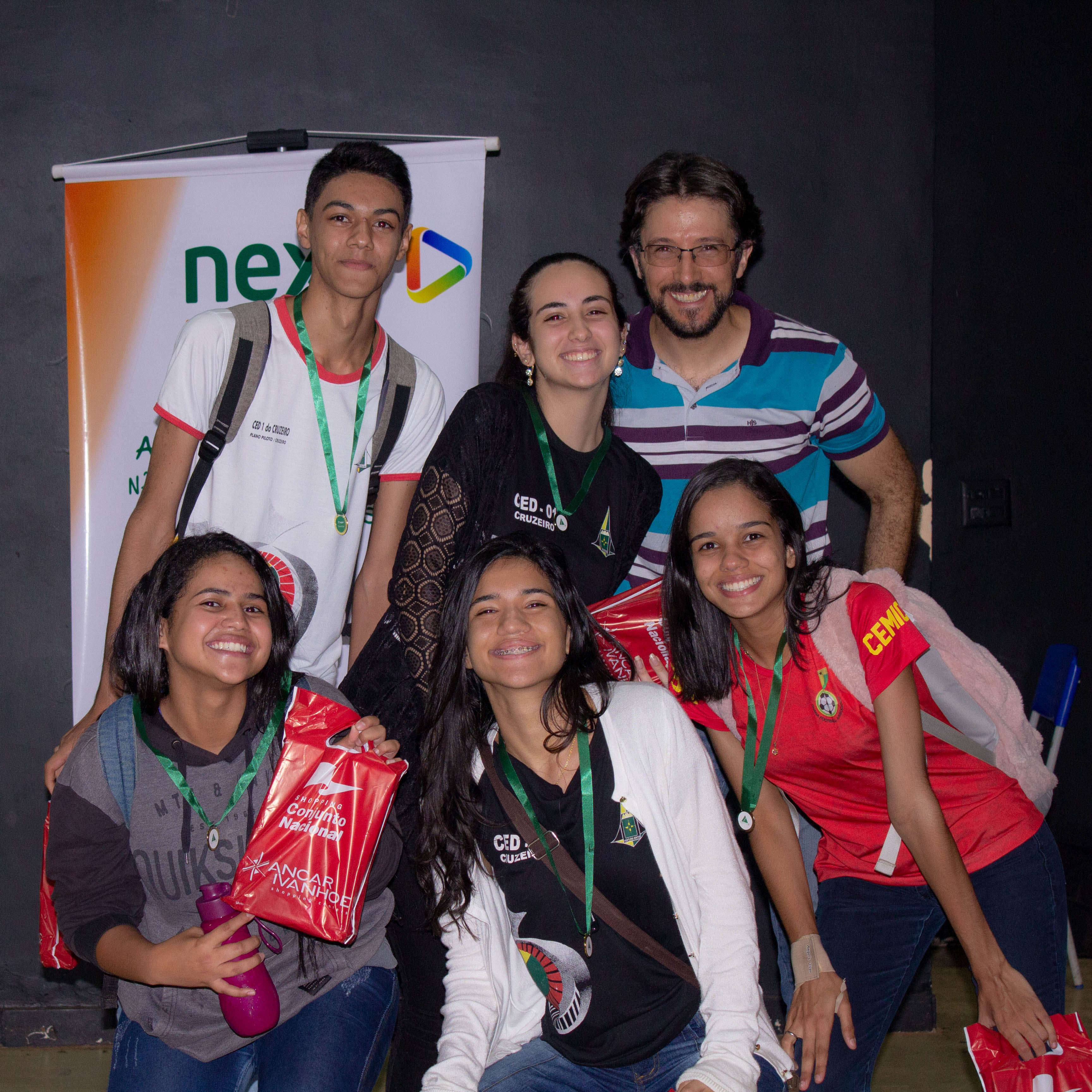 StartApp para Escola Pública no Cruzeiro
