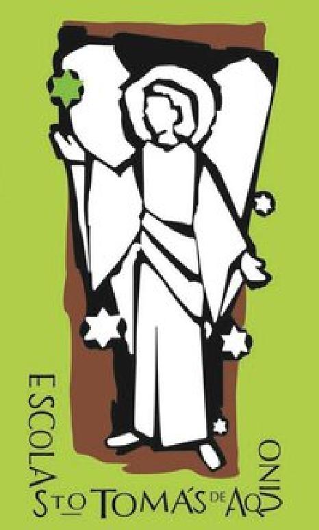 Logotipo ESCOLA SANTO TOMÁS DE AQUINO