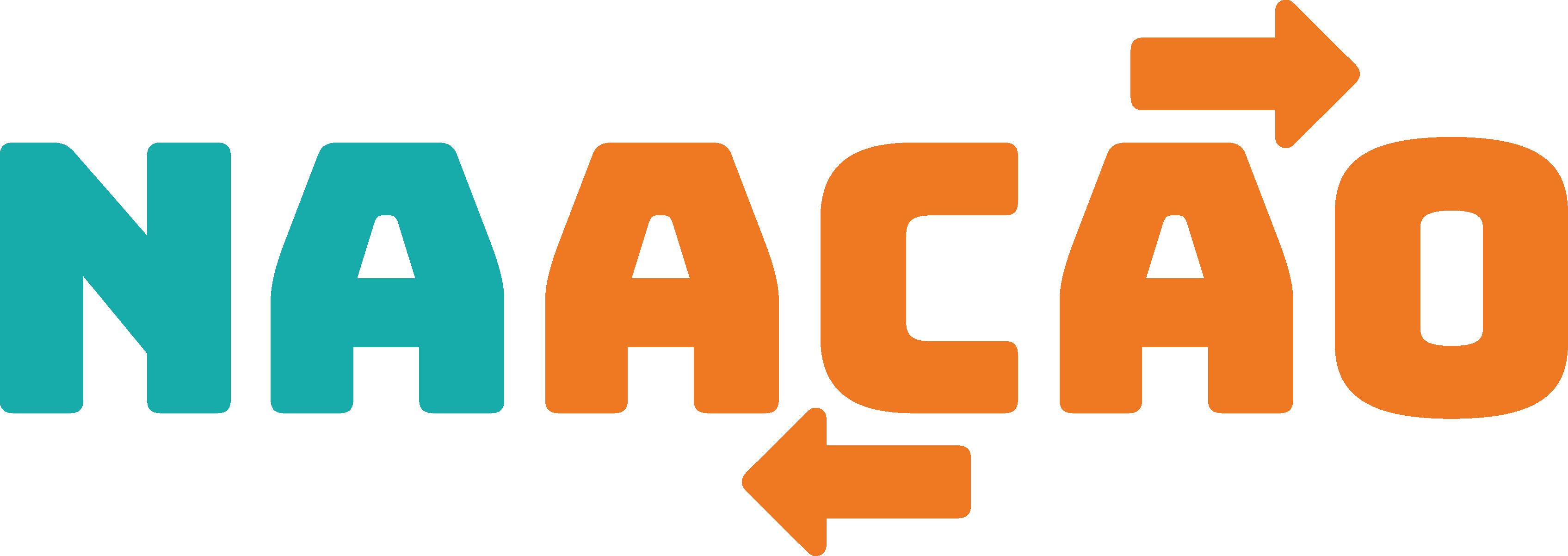 Logotipo NAAÇÃO
