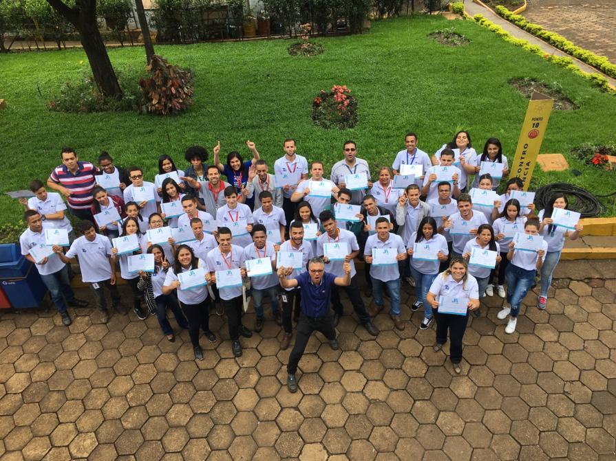 Gerdau e JA Minas Gerais ensinam jovens a criar startups