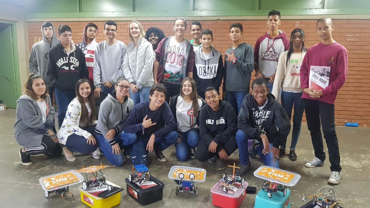 Parceria entre JA Minas Gerais e a Fundação ArcelorMittal rende bons frutos