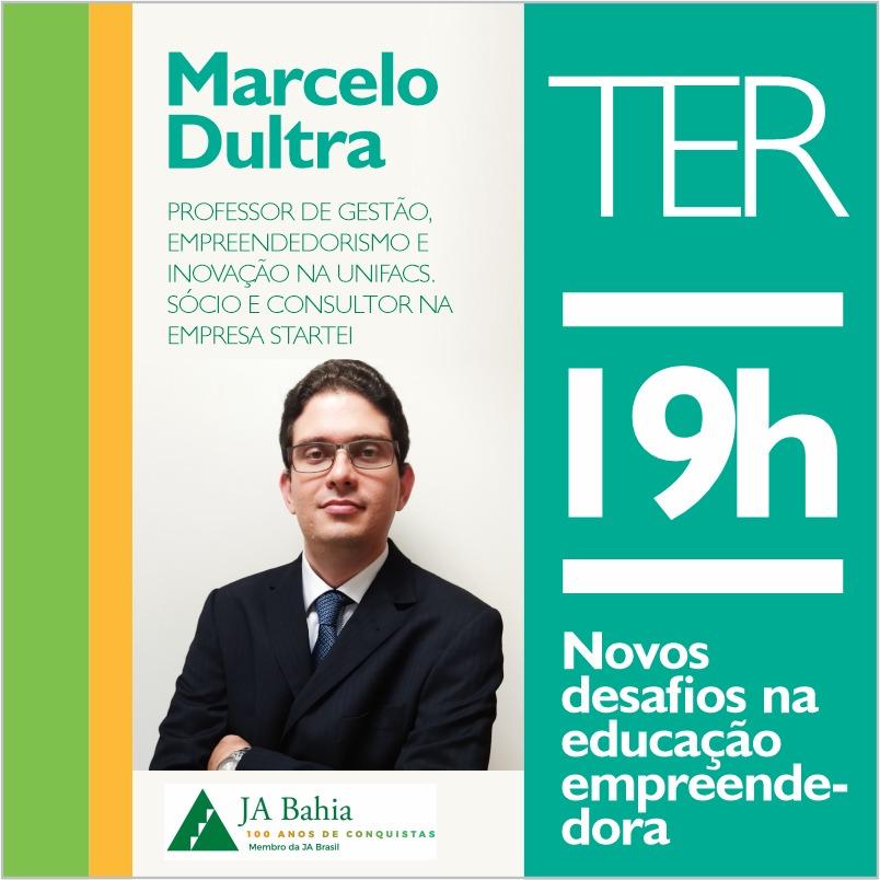 Semana da Educação com Marcelo Dultra