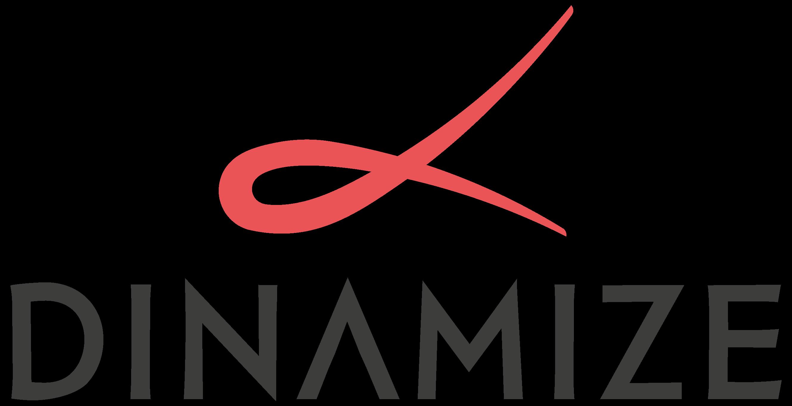 Logotipo Dinamize