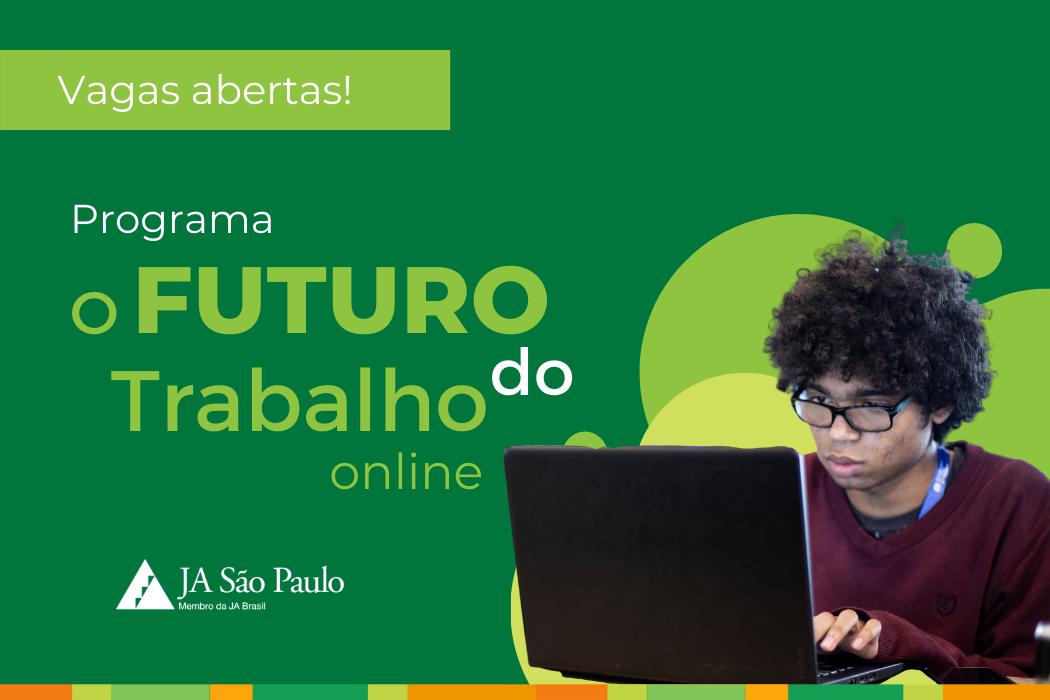 Programa Online O Futuro do Trabalho