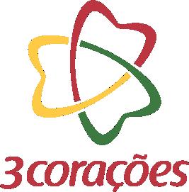 Logotipo 3coracoes