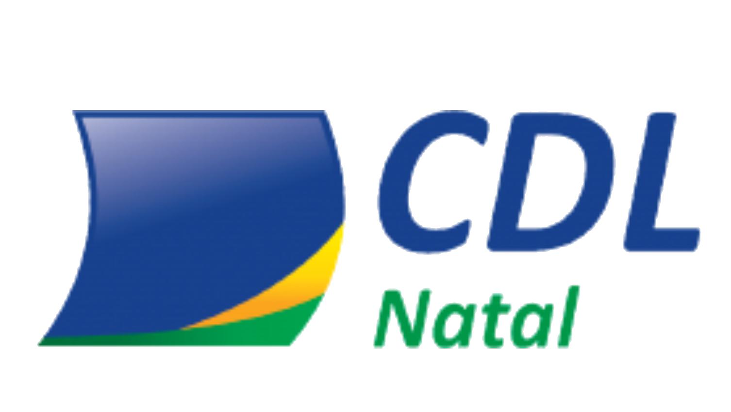 Logotipo CDL Natal