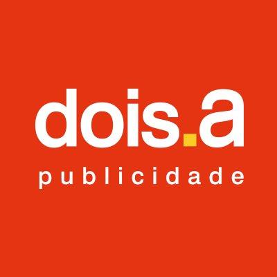 Logotipo Dois A Publicidade