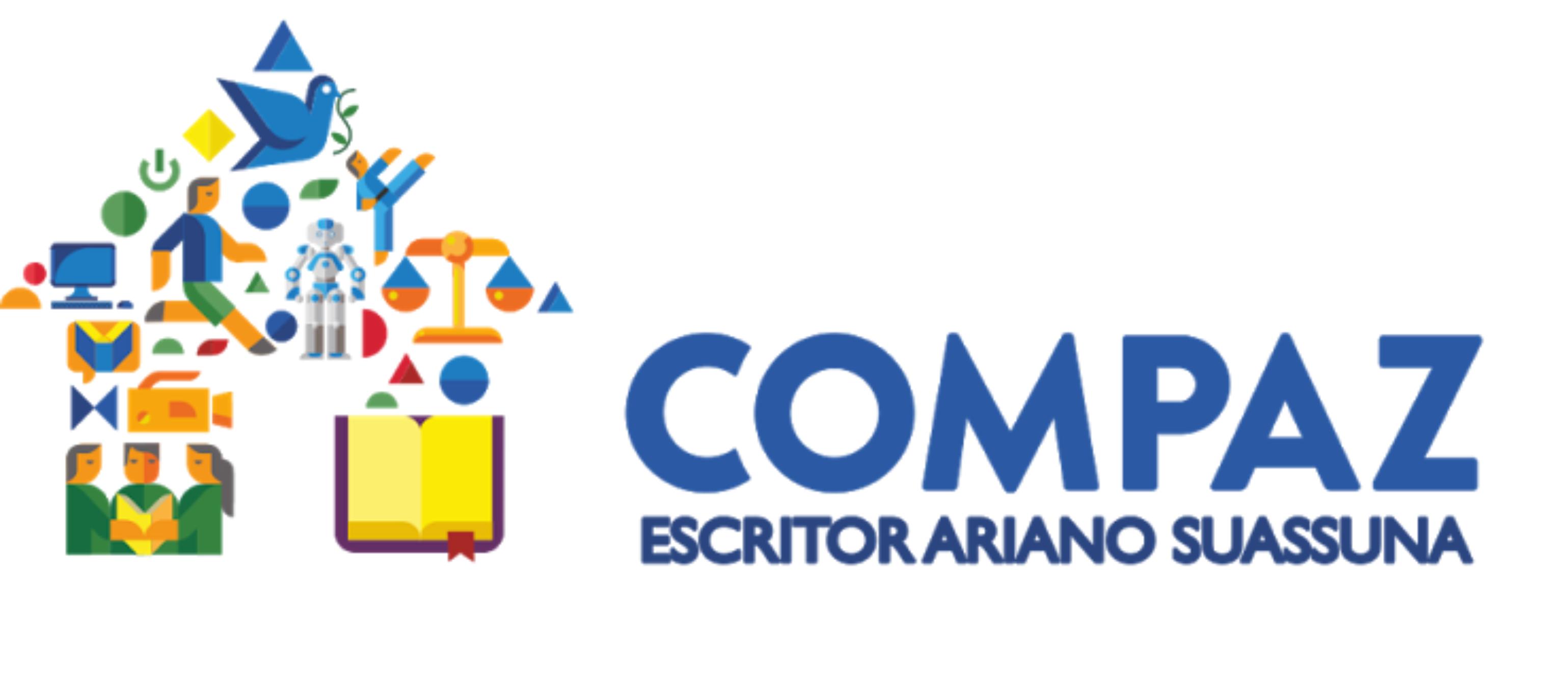 Logotipo COMPAZ