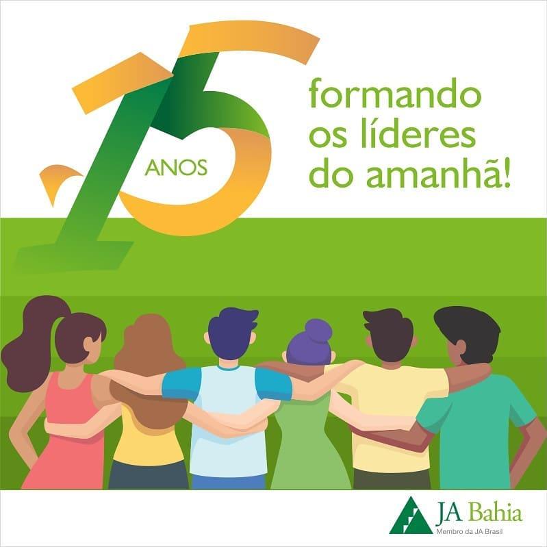 15 anos da JA Bahia