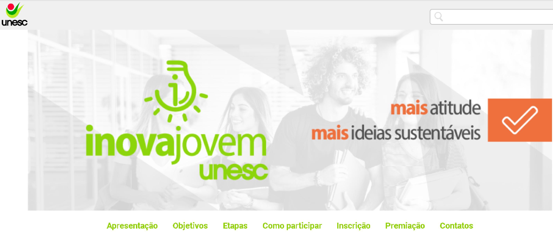 Unesc e Junior Achievement lançam o Programa INOVA JOVEM