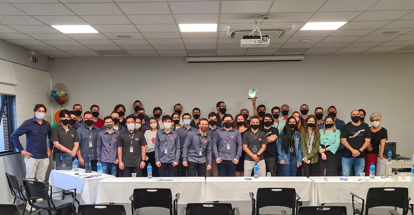 Programa de Inovação da JA auxilia projeto DNA Lince em Gaspar