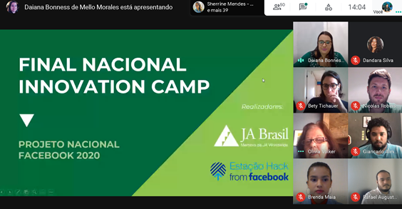 Projeto Nacional Facebook encerra com etapa de pitches