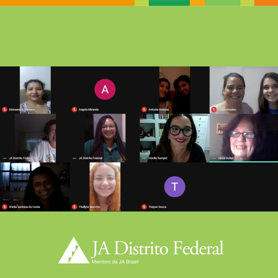 Mulheres Empreendedoras para jovens do Distrito Federal