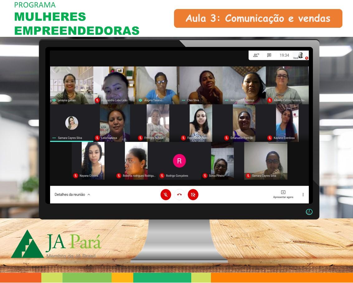 Protagonismo feminino é estimulado entre mulheres empreendedoras de Barcarena Pará