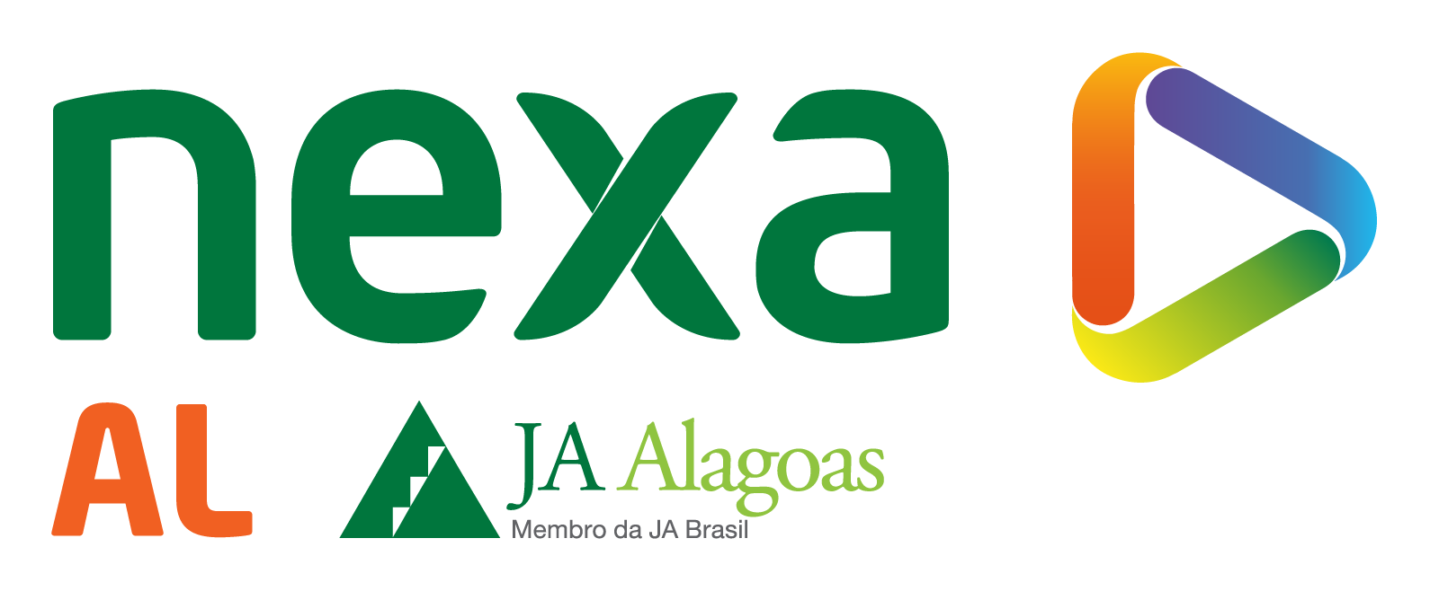 Logotipo Nexa Alagoas
