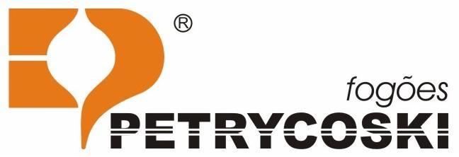 Logotipo Fogões Petrycoski