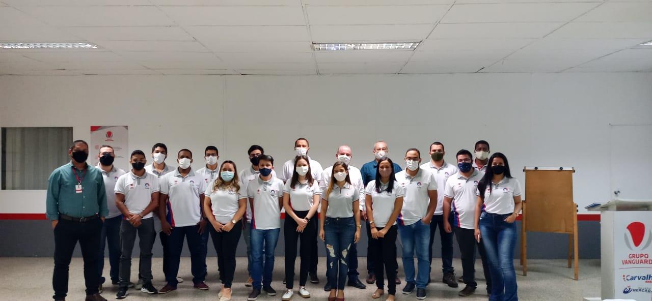 JA Piauí realiza segunda aplicação de projeto no Grupo Vanguarda