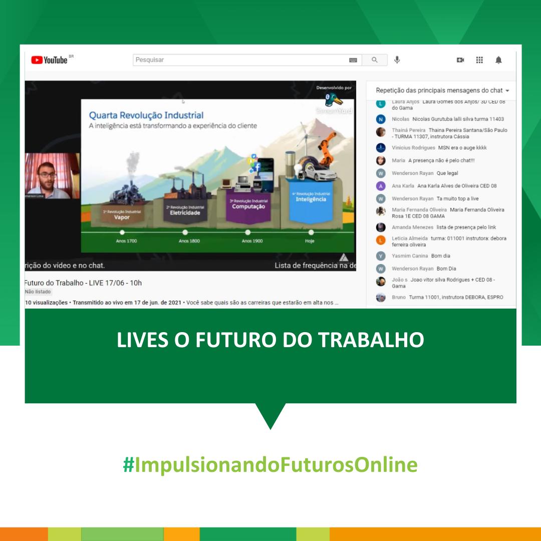 O Futuro do Trabalho - Estação Hack from Facebook