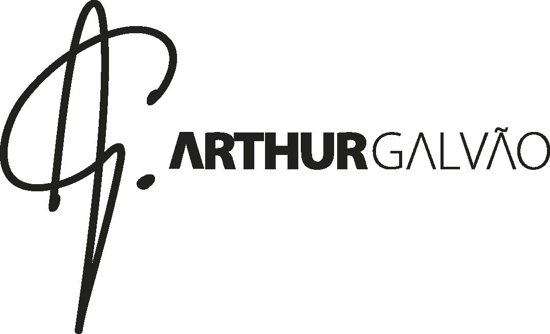 Logotipo Arthur Galvão