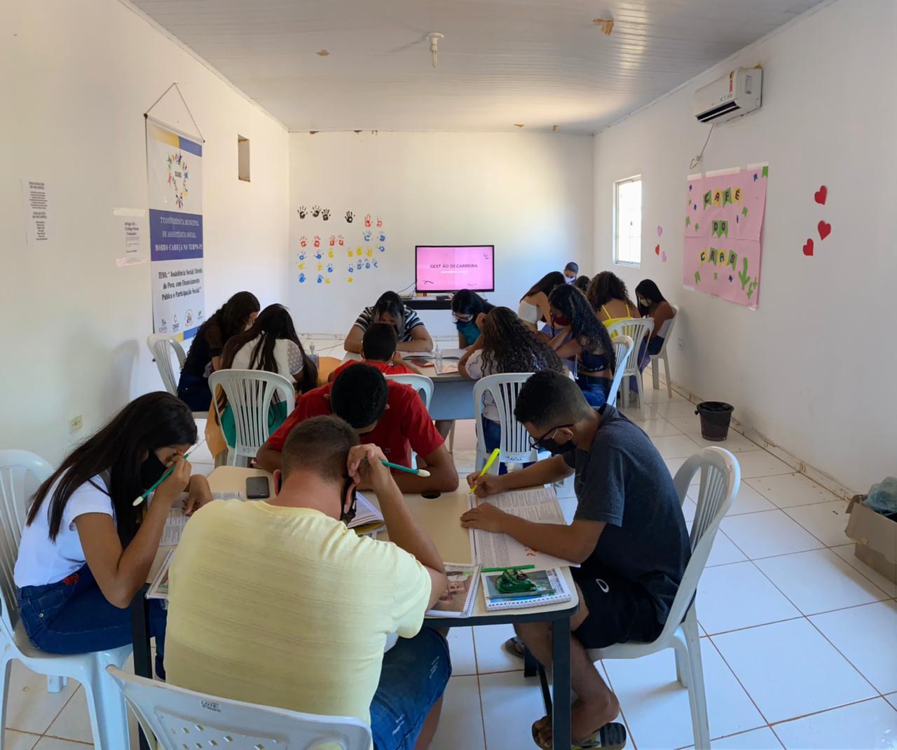 JA aplica programa no sul do Piauí
