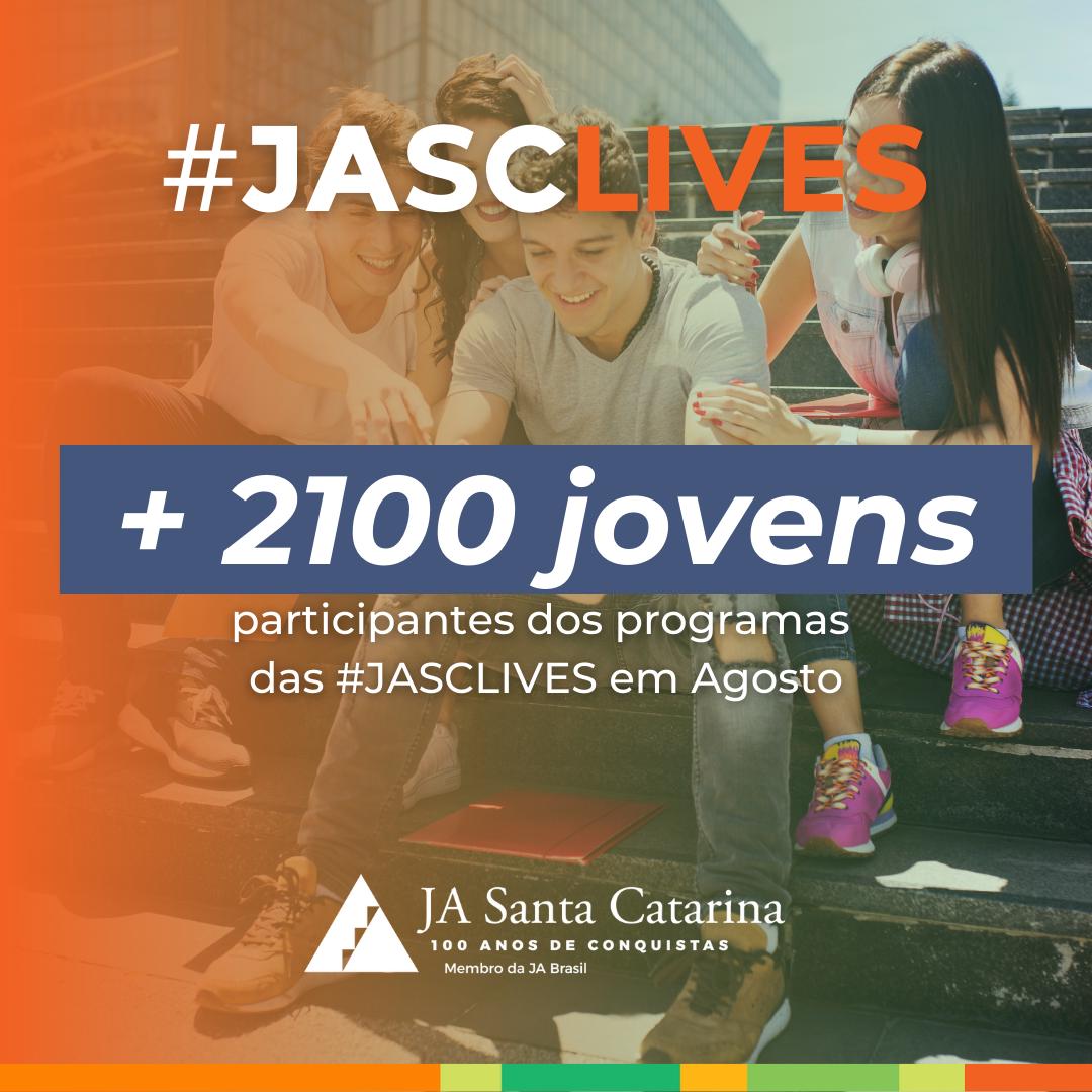 #JASCLIVES DE AGOSTO