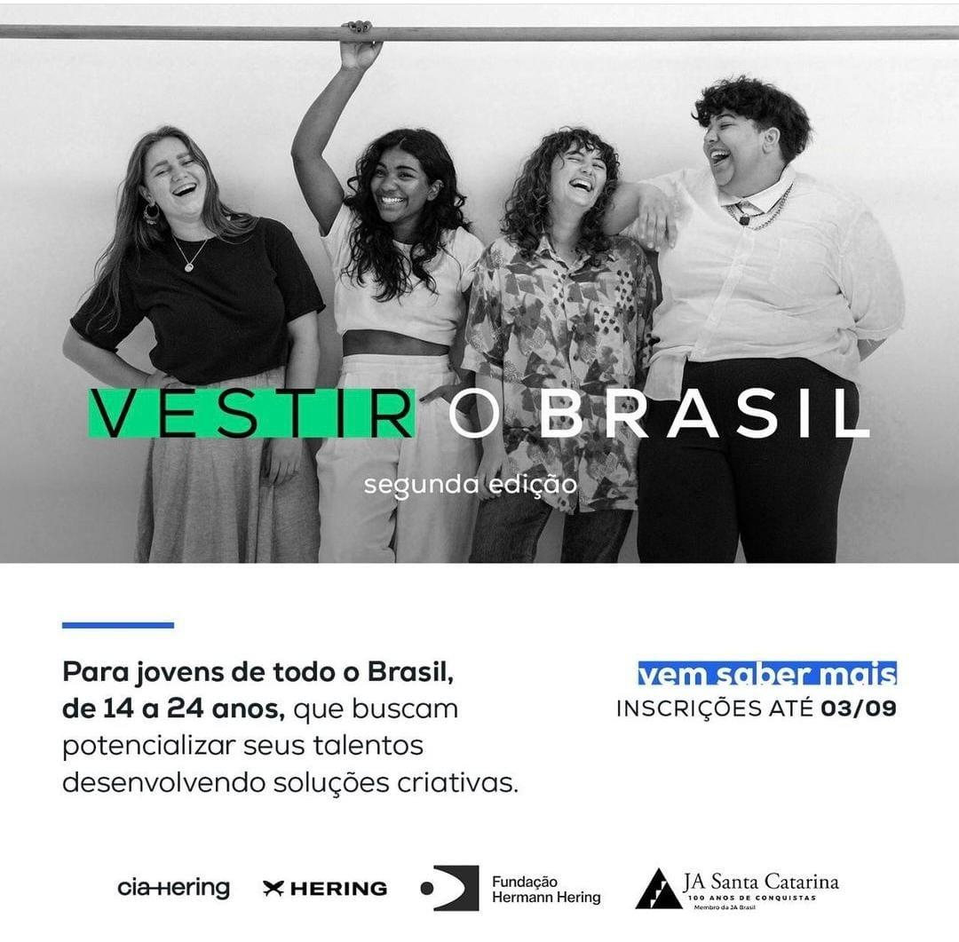 JASC e Hering – Vestir o Brasil 2ª Edição