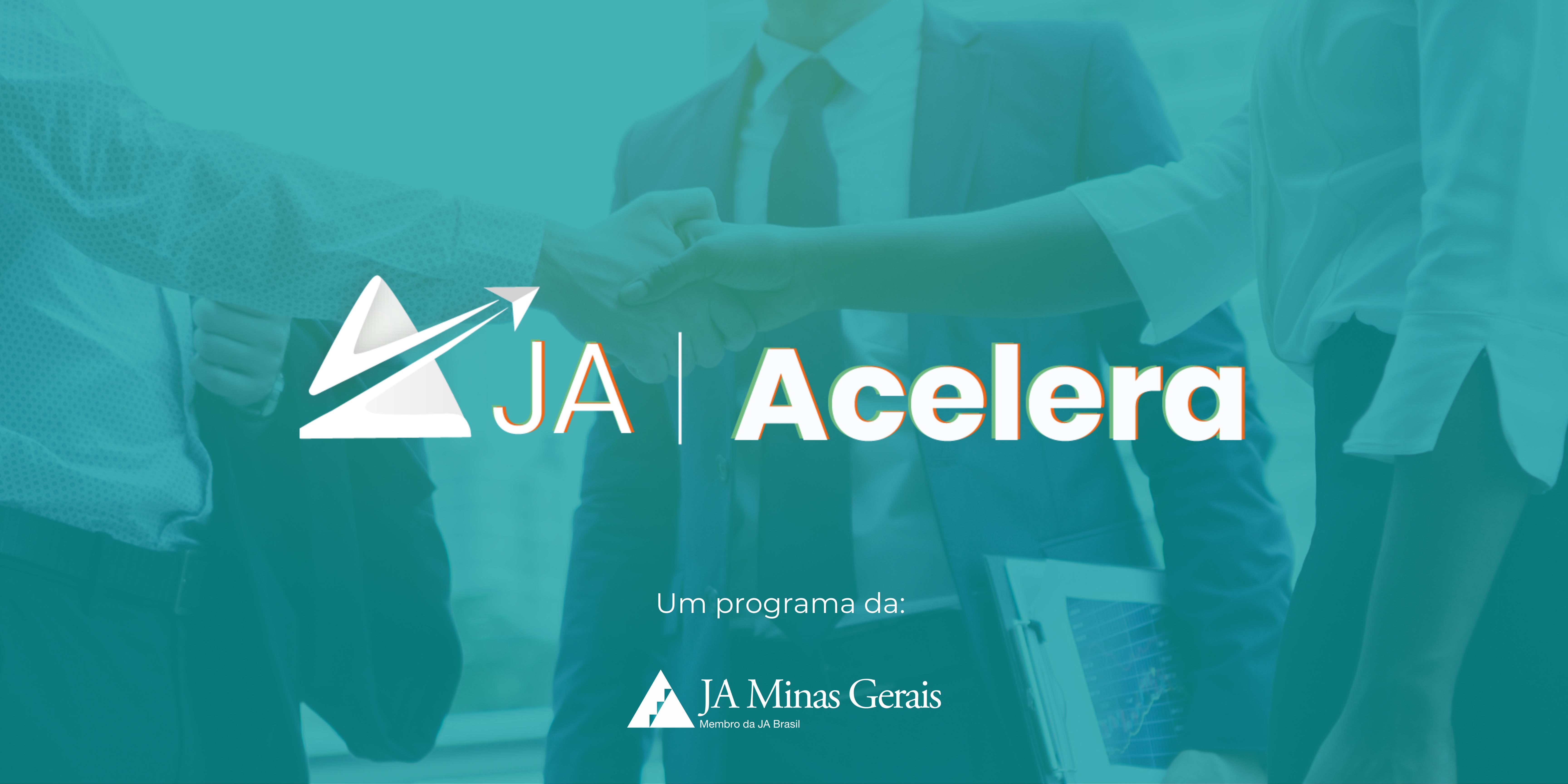 Participe do programa JA Acelera