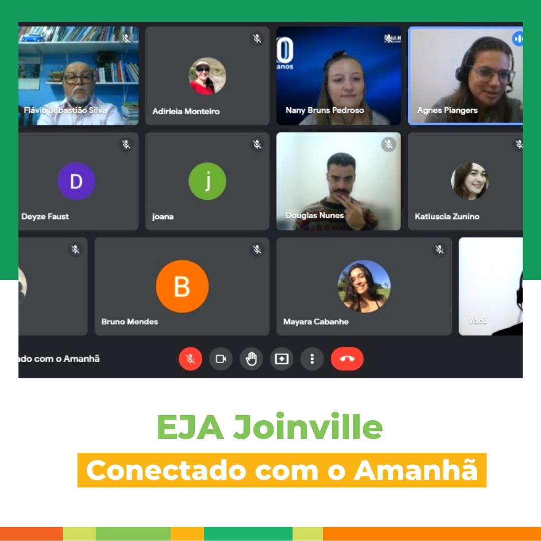 EJA Joinville - Conectado com o Amanhã