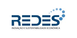 Logotipo REDES - Inovação e sustentabilidade econômica